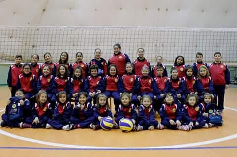 corsi Mini Volley a Lecce