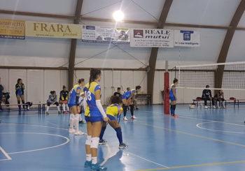 Quinta giornata del campionato regionale di serie D femminile, prima sconfitta per il GRUPPO TRIO SPA CAMPI