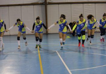 SERIE D FEMMINILE: 3-0 vittoria schiacciante per il GRUPPO TRIO SPA CAMPI ai danni della VIS SQUINZANO