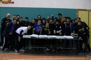Squinzano T. vs Campi V. 19-20